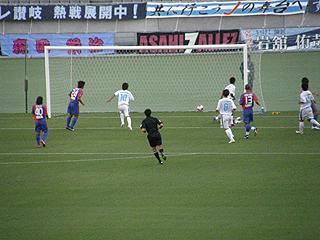 FC東京×カマタマーレ讃岐 天皇杯2回戦_c0025217_0353791.jpg