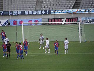 FC東京×カマタマーレ讃岐 天皇杯2回戦_c0025217_0354480.jpg