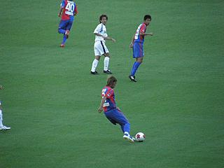 FC東京×カマタマーレ讃岐 天皇杯2回戦_c0025217_0355253.jpg