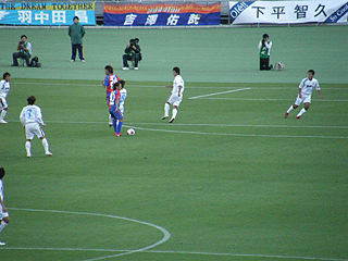 FC東京×カマタマーレ讃岐 天皇杯2回戦_c0025217_0355949.jpg