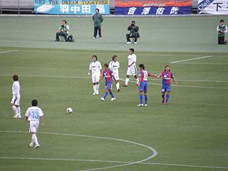 FC東京×カマタマーレ讃岐 天皇杯2回戦_c0025217_03615100.jpg