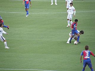 FC東京×カマタマーレ讃岐 天皇杯2回戦_c0025217_0362649.jpg