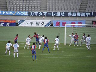FC東京×カマタマーレ讃岐 天皇杯2回戦_c0025217_0363319.jpg