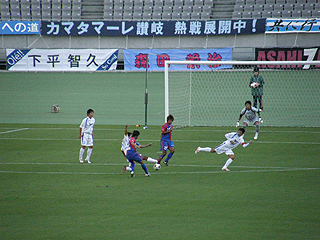 FC東京×カマタマーレ讃岐 天皇杯2回戦_c0025217_0371245.jpg