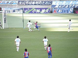 FC東京×カマタマーレ讃岐 天皇杯2回戦_c0025217_0371879.jpg
