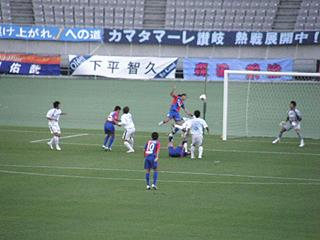 FC東京×カマタマーレ讃岐 天皇杯2回戦_c0025217_0372761.jpg
