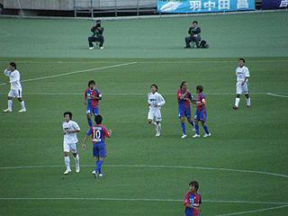 FC東京×カマタマーレ讃岐 天皇杯2回戦_c0025217_0373352.jpg