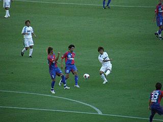 FC東京×カマタマーレ讃岐 天皇杯2回戦_c0025217_037344.jpg