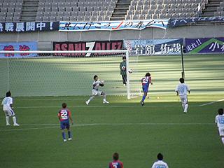 FC東京×カマタマーレ讃岐 天皇杯2回戦_c0025217_0374829.jpg
