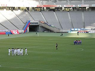 FC東京×カマタマーレ讃岐 天皇杯2回戦_c0025217_0422160.jpg