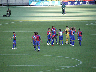 FC東京×カマタマーレ讃岐 天皇杯2回戦_c0025217_0422780.jpg