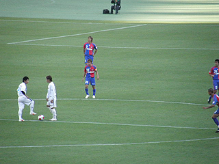 FC東京×カマタマーレ讃岐 天皇杯2回戦_c0025217_0423673.jpg