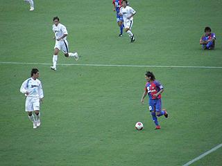 FC東京×カマタマーレ讃岐 天皇杯2回戦_c0025217_0424271.jpg