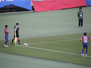 FC東京×カマタマーレ讃岐 天皇杯2回戦_c0025217_0431362.jpg