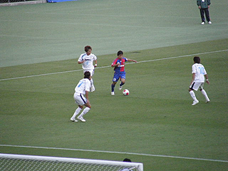 FC東京×カマタマーレ讃岐 天皇杯2回戦_c0025217_0434843.jpg