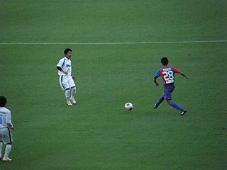 FC東京×カマタマーレ讃岐 天皇杯2回戦_c0025217_0435520.jpg