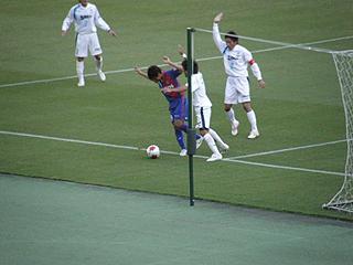FC東京×カマタマーレ讃岐 天皇杯2回戦_c0025217_043571.jpg