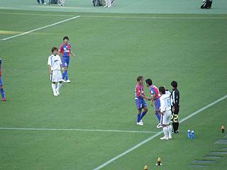 FC東京×カマタマーレ讃岐 天皇杯2回戦_c0025217_0441239.jpg