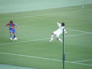 FC東京×カマタマーレ讃岐 天皇杯2回戦_c0025217_044255.jpg
