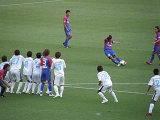 FC東京×カマタマーレ讃岐 天皇杯2回戦_c0025217_0442677.jpg