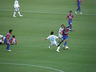 FC東京×カマタマーレ讃岐 天皇杯2回戦_c0025217_0445495.jpg