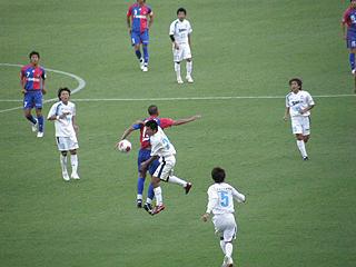 FC東京×カマタマーレ讃岐 天皇杯2回戦_c0025217_045222.jpg