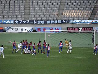 FC東京×カマタマーレ讃岐 天皇杯2回戦_c0025217_0452642.jpg