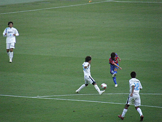 FC東京×カマタマーレ讃岐 天皇杯2回戦_c0025217_0454925.jpg