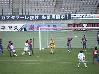 FC東京×カマタマーレ讃岐 天皇杯2回戦_c0025217_0455522.jpg