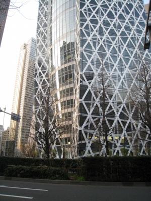 建築探訪、モード学園コクーンタワー_e0010418_18134991.jpg