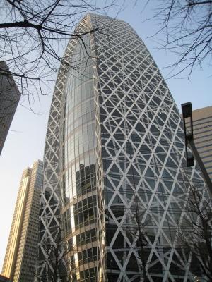 建築探訪、モード学園コクーンタワー_e0010418_1814227.jpg