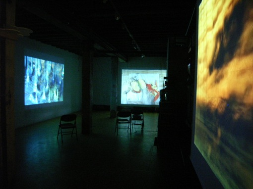 OPENING☆Japanese Emerging Artists\' Video Art Exhibition_c0096440_548440.jpg