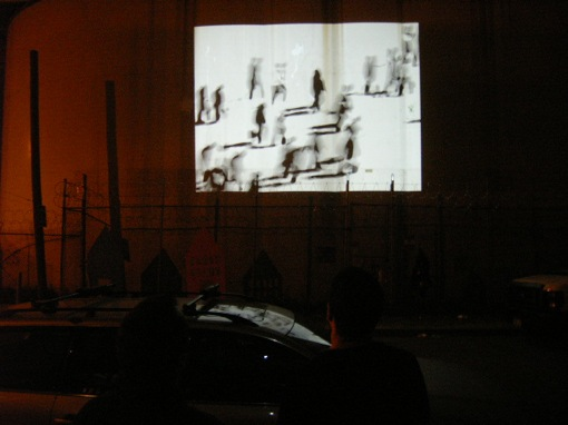 OPENING☆Japanese Emerging Artists\' Video Art Exhibition_c0096440_67080.jpg