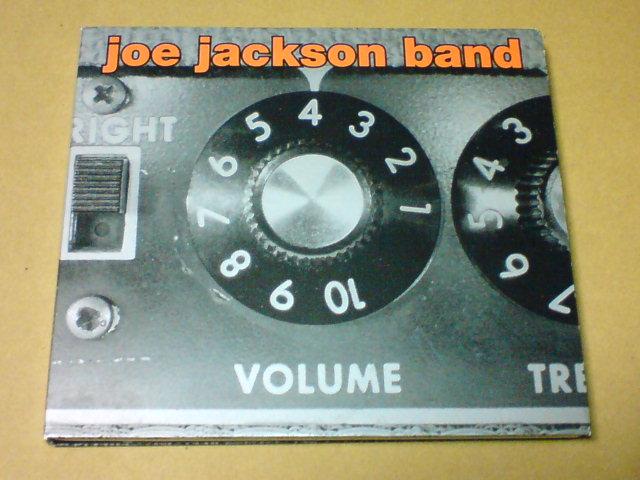 Volume 4 / Joe Jackson Band_c0104445_23135171.jpg