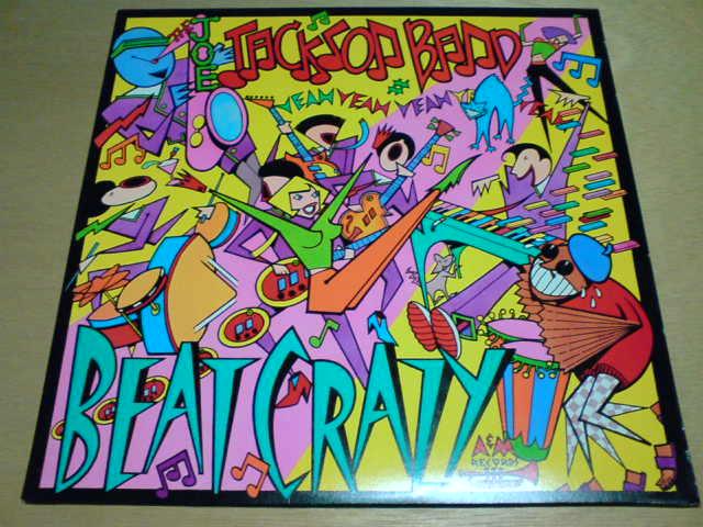 Volume 4 / Joe Jackson Band_c0104445_23143826.jpg