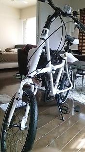 New自転車♪_e0179948_19253441.jpg