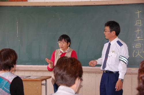 2009年10月度「大人の林間学校」_c0108460_22184738.jpg