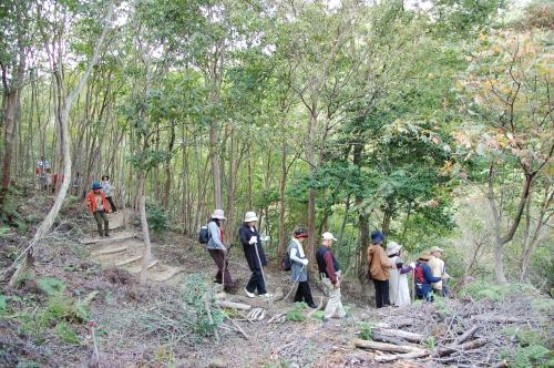 2009年10月度「大人の林間学校」_c0108460_22402939.jpg