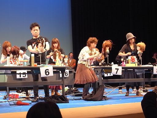 19th NAGASAKI BEAUTY&HAIR CONTEST  _c0204262_17225270.jpg