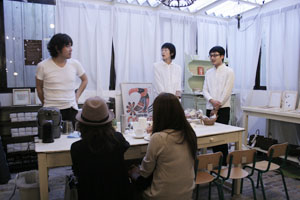 コーヒーカフェ開催中_f0155962_1935960.jpg
