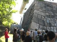 侵略戦争の拠点から平和の拠点へ ー大阪城戦跡ハイクに参加してー_c0133503_9254025.jpg