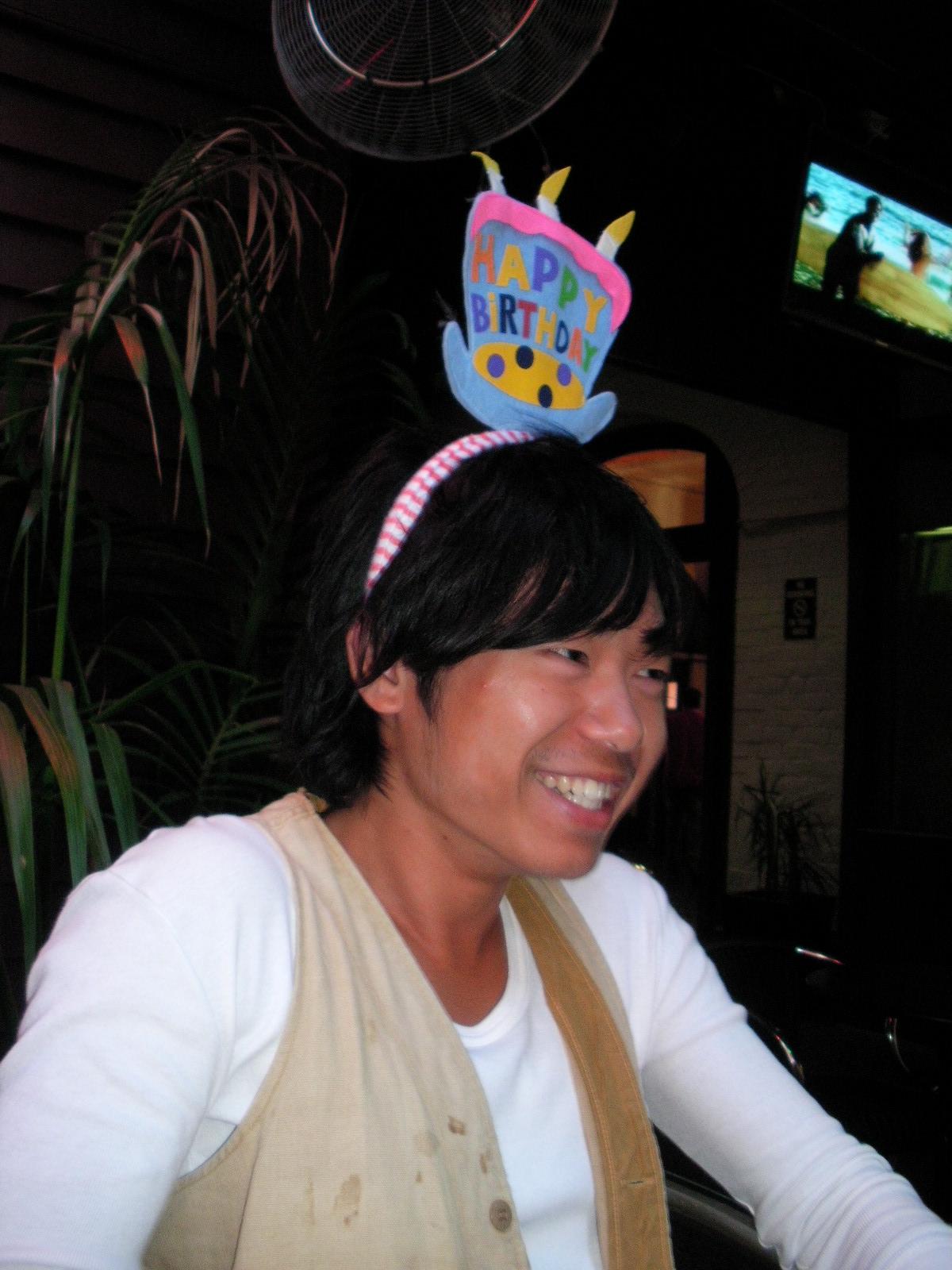 Happy Birth Day,mate!_f0188734_14542930.jpg