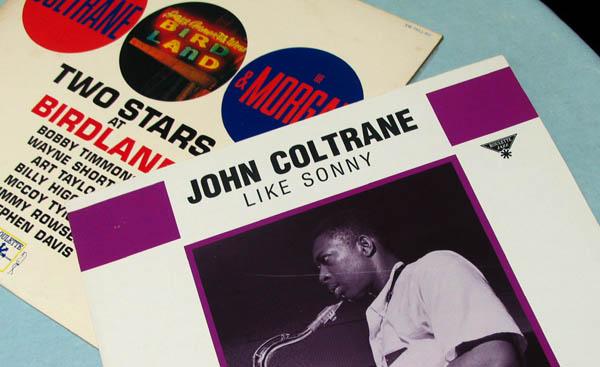 なんだ、これかよ(John Coltrane / LIKE SONNY)_d0027243_20472381.jpg