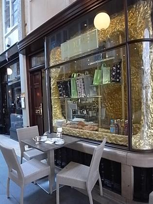 UK物語#015 ロンドンで美味しい朝食を♪@The Wolseley_b0051666_81249.jpg