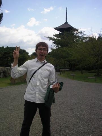 in 京都!!!! けんじ_b0048882_1263096.jpg