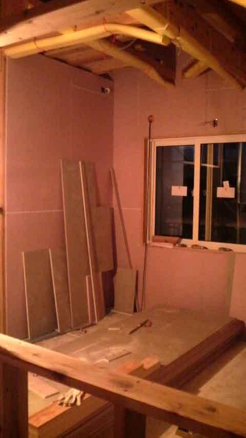 「仁井田二ツ屋の家」 工事中です!_f0150893_16201554.jpg