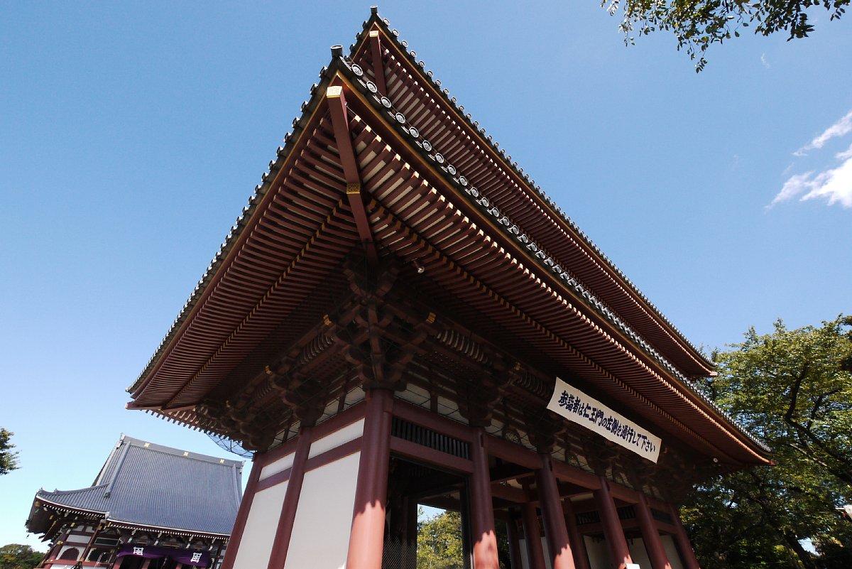 久々の本門寺へ_c0124795_21554594.jpg