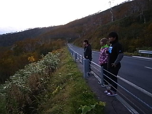 ニセコ 紅葉 ライド_e0173533_11363846.jpg