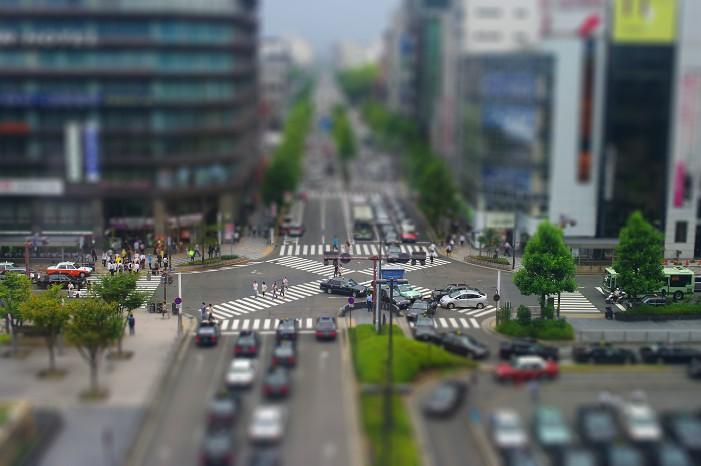 ミニチュア京都駅..._f0152550_21154264.jpg