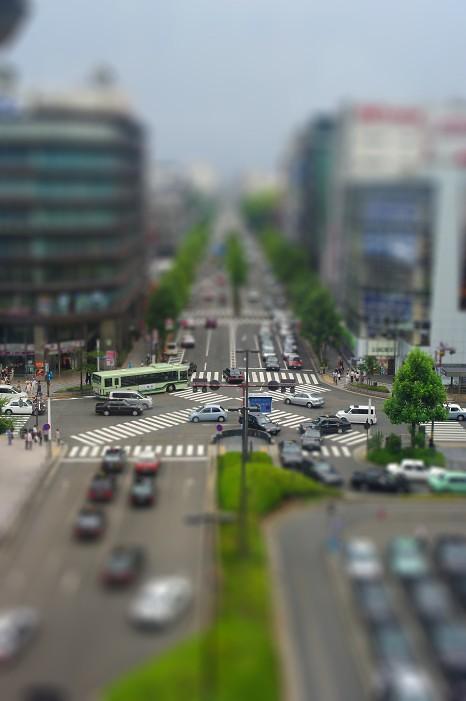 ミニチュア京都駅..._f0152550_21163193.jpg